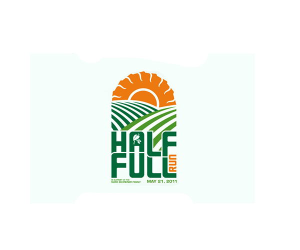 half-fule-run-logo-design
