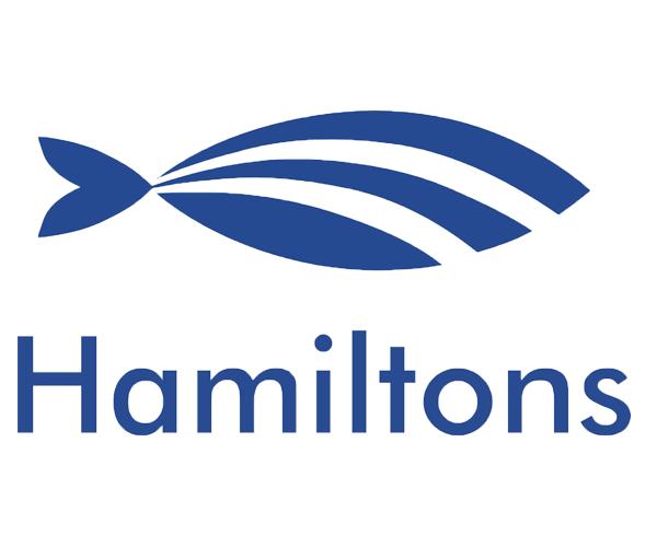 hamiltons-logo-design