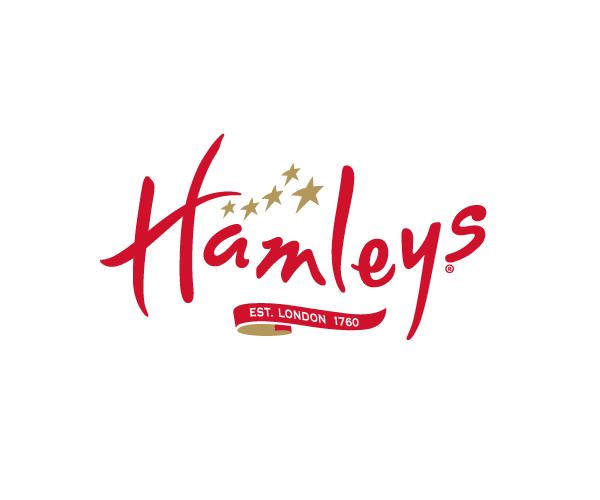 hamleys-logo-design