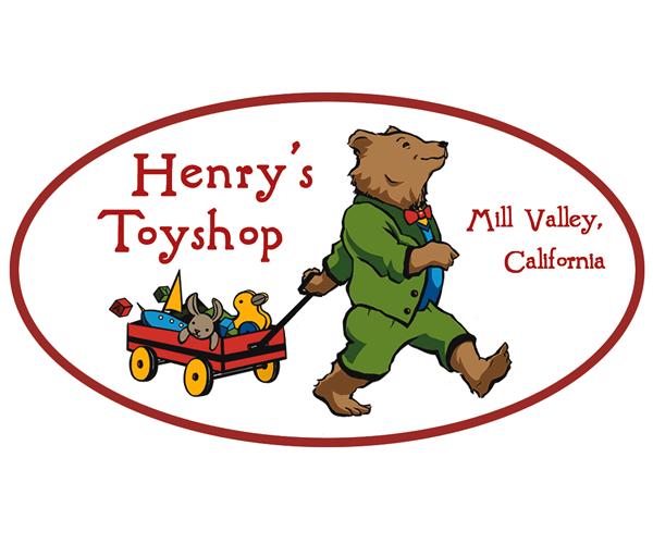 henry-toyshop-logo-design