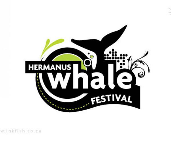 hermanus-whale-festival-logo-design