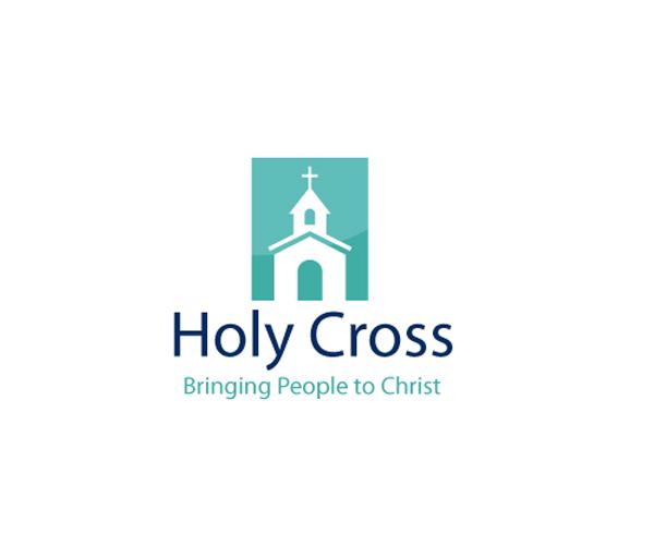 holy-cross-christ-logo-design-ideas