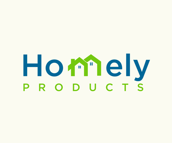 homely-products-logo-design