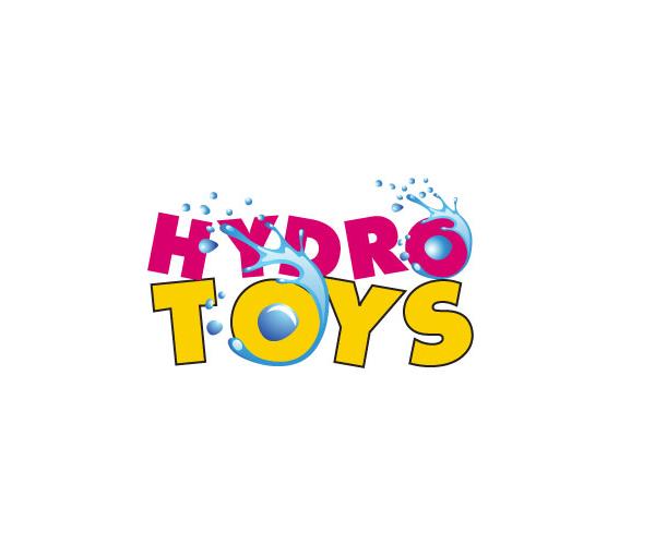 hydro-toys-logo-design