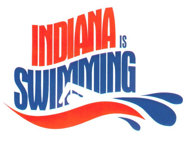 indiana-swimming-logo-designer