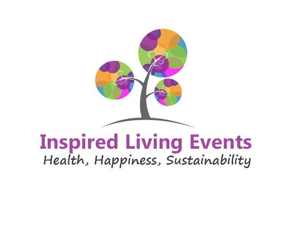 inspired-living-events-logo-design