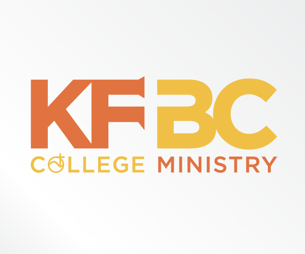 kfbc-college-ministry-logo-design