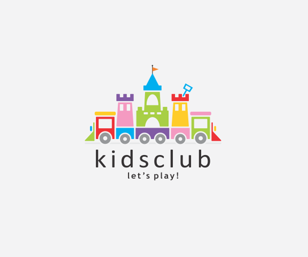 kids-club-logo-design