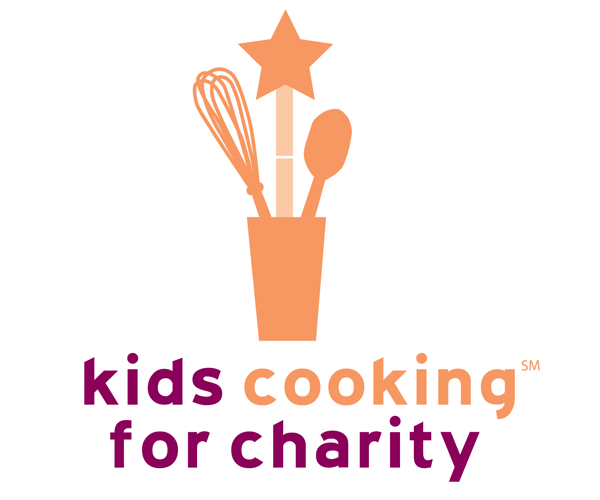 kids-cooking-for-charity-logo-design
