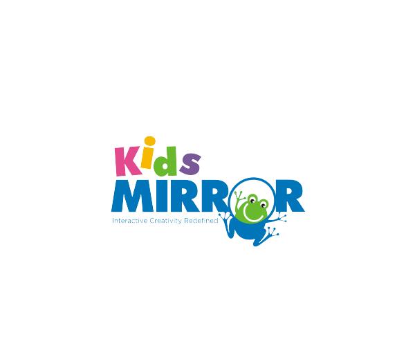 kids-mirror-logo-design