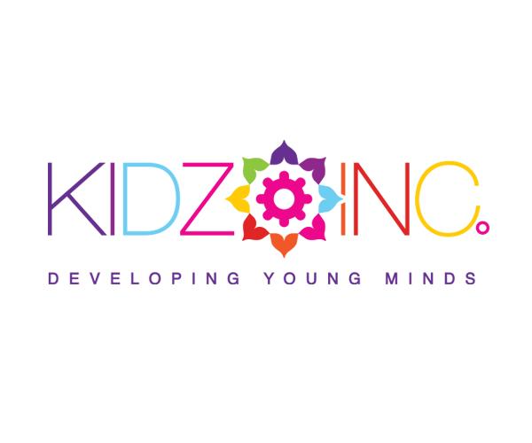 kidz-inc-logo-design-creative