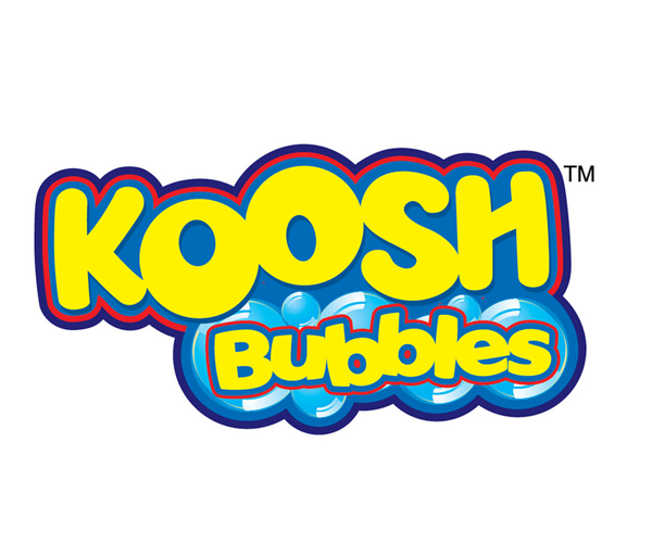 koosh-bubbles-logo-design