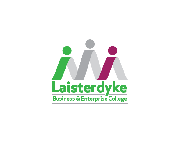 laisterdyke-business-college-logo-designer