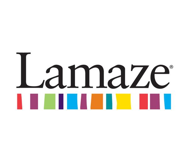 lamaze-logo-design