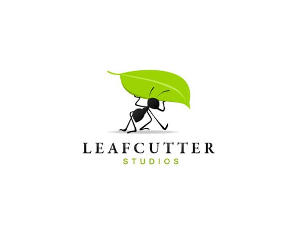 leaf-cutter-studios-logo-design