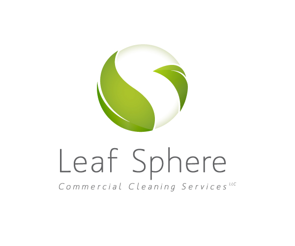 leaf-sphere-logo-design