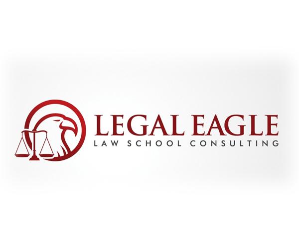legal-eagle-logo-design-for-law-school