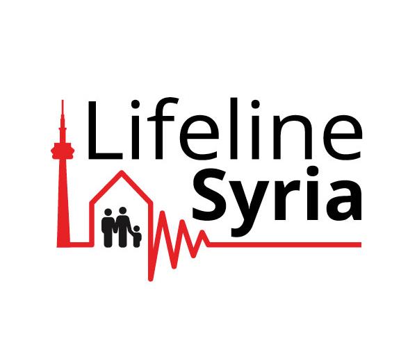 lifeline-syria-logo-design