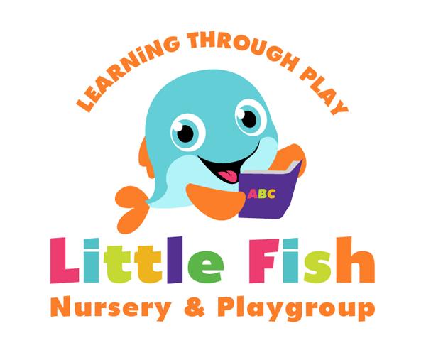 little-fish-logo-design-for-baby-cloths