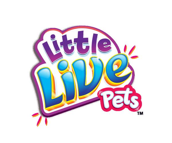 little-live-pets-logo-design