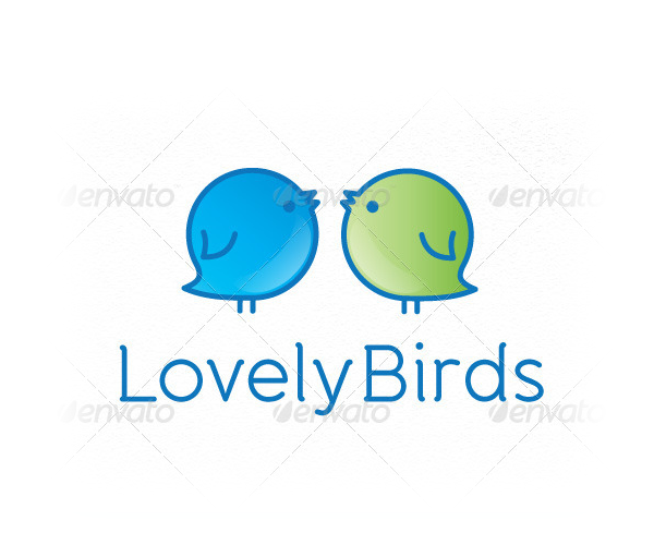 lovely-birds-logo-download-free