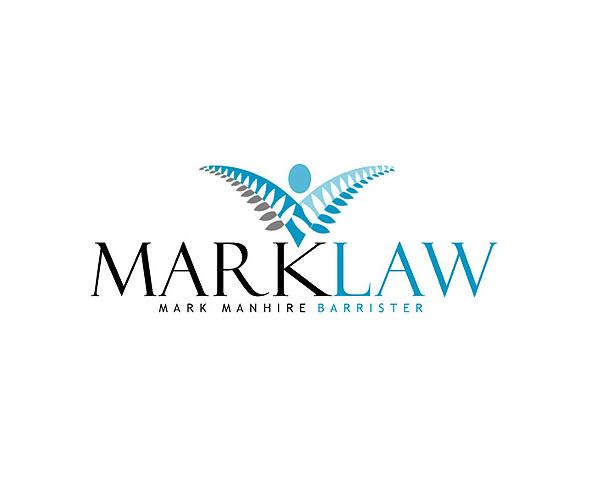 marklaw-barrister-logo-design