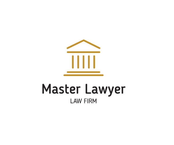 master-lawyer-law-firm-logo-design