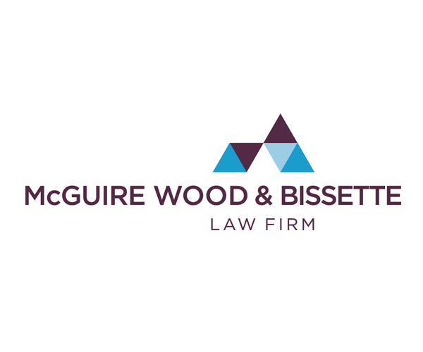 mcguire-wood-and-bissette-law-firm-logo-design