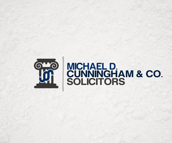 michael-d-cunningham-and-co-logo-design