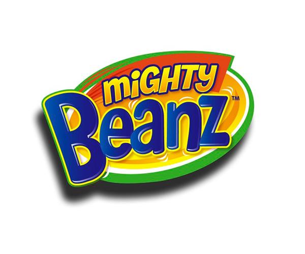 mighty-beanz-logo-design