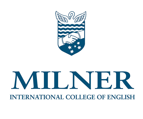 milner-college-of-english-logo-design