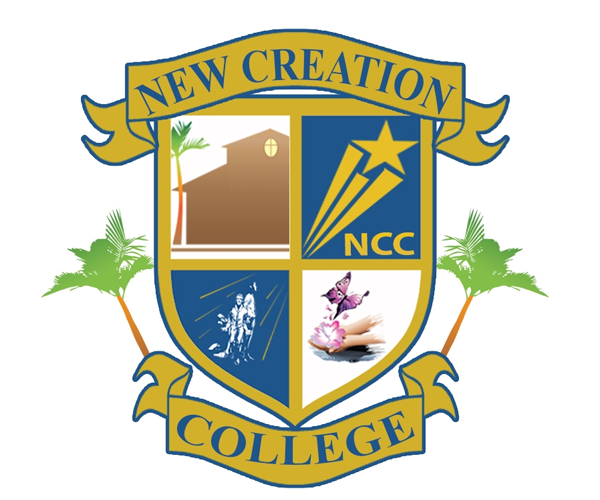 new-creation-college-logo-design