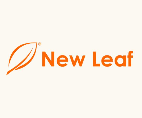new-leaf-logo-design