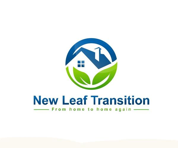 new-leaf-transition-logo-design