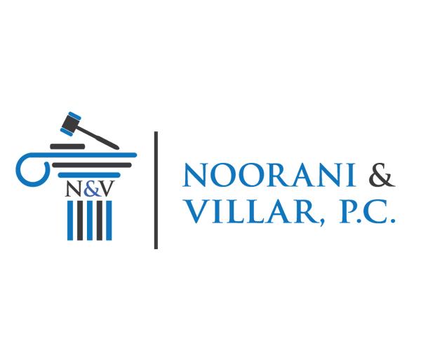 noorani-and-villar-pc-logo-design