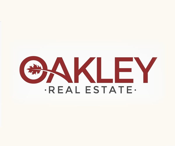 oakley-real-estate-logo-design