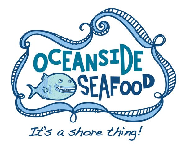 oceanside-seafood-logo-design