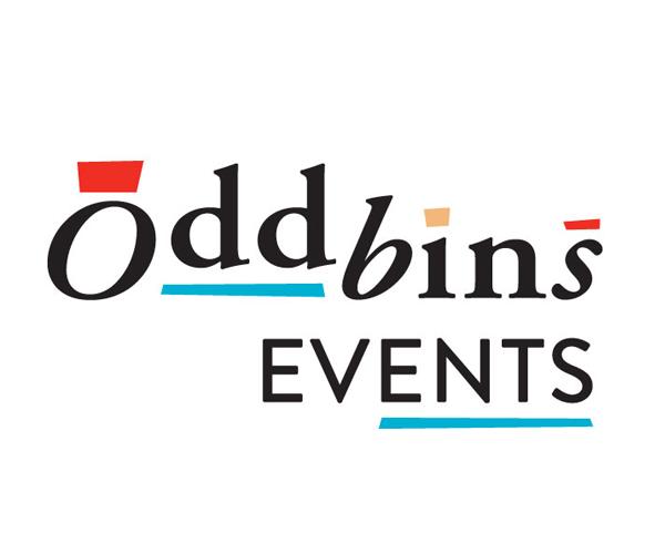 oddbins-events-logo-design