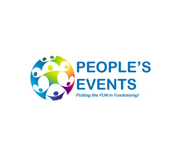 peoples-events-logo-design