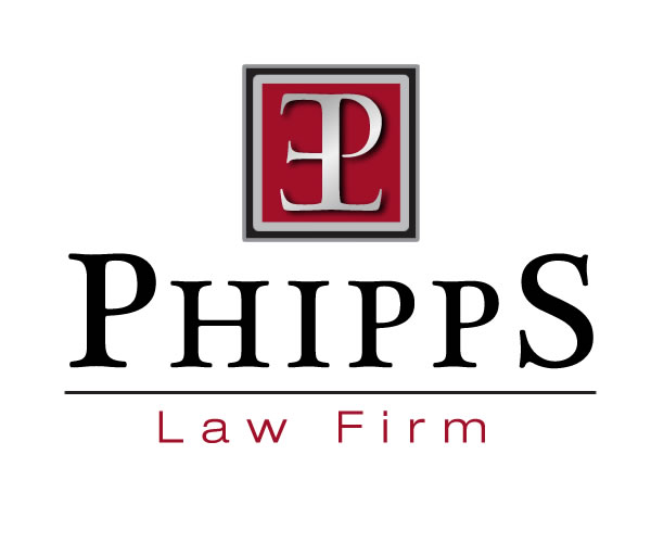 phipps-law-firm-logo-design