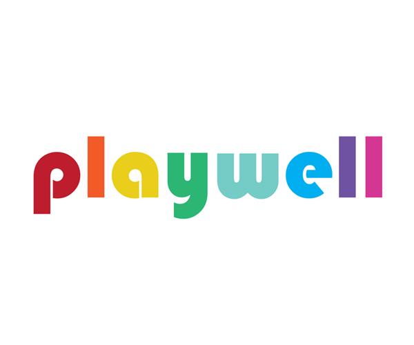 play-well-logo-design