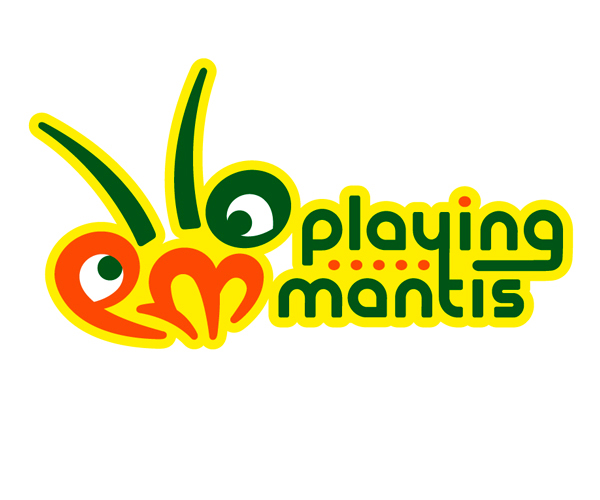 playin-mantis-logo-design