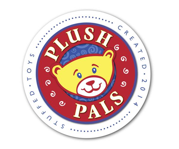 plush-pals-logo-design