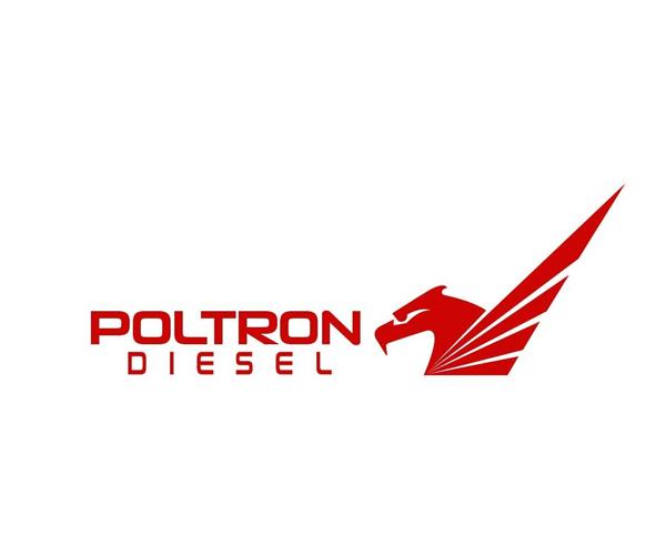 poltron-diesel-logo-design