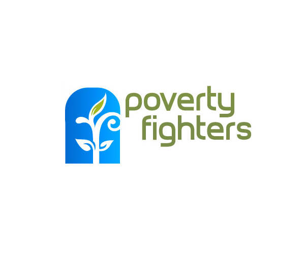 poverty-fighters-logo-design