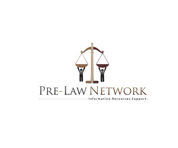 pre-law-network-logo-design