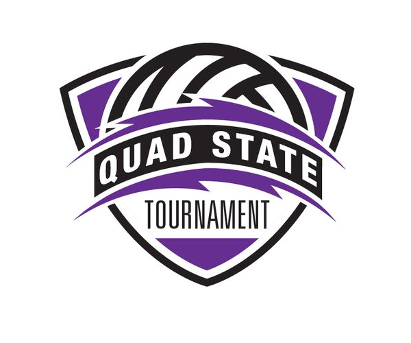 quad-state-tournament-logo-design
