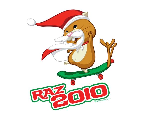 raz-2010-logo-design