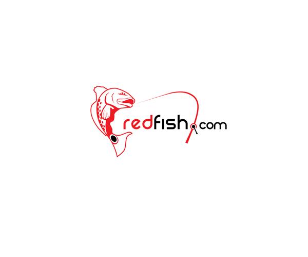 red-fish-com-website-logo-design
