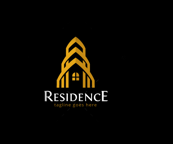residence-logo-design-buy-cheap-rate